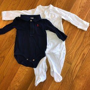 Ralph Lauren baby boy 6 months bundle